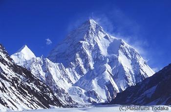 K2峰全景